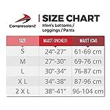 CompressionZ Men's Compression Shorts - Athletic