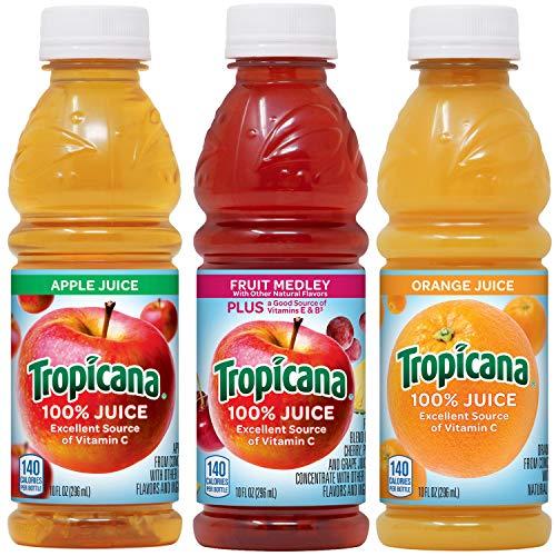 Tropicana 100% Juice 3-flavor