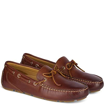 SPERRY Men's Gold Cup Harswell 1-Eye Nubuck Driver Casual Shoe | Loafers & Slip-Ons