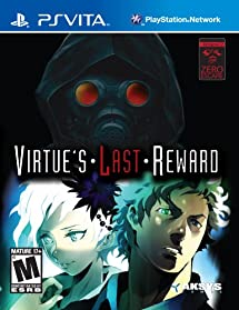 Zero Escape: Virtue's Last Reward (with Pre order bonus item) - PlayStation Vita