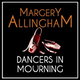 Front cover for the book Dancers in Mourning by Margery Allingham