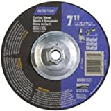 Best Norton Abrasives - St. Gobain Angle Grinders - NORTON ABRASIVES/ST GOBAIN 07660702678 Depressed Center Grinding Wheel Review