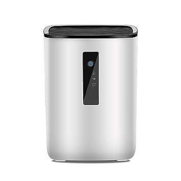 YSCCSY El secador de Aire Absorbente de la Humedad del desecante del semiconductor del deshumidificador de Aire para el hogar 2.5L 65W 110-240V purifica el ...