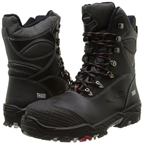 """Cofra 17130–000.w44Talla 44S3WR Ci Src–Zapatos de seguridad """"Bering bis, Negro"""
