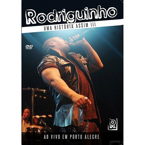 Rodriguinho - Uma História Assim III Ao Vivo Em Porto Alegre [DVD]