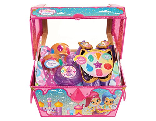 Shimmer and Shine Dress Up Trunk (Little Girls Dress Up)