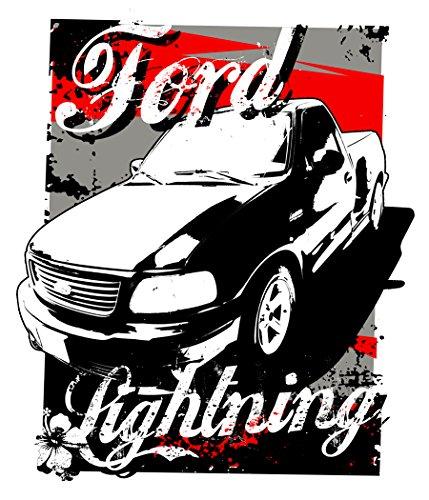 ford lightning poster - 4