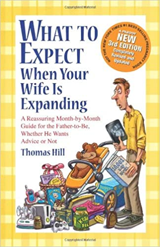 What to expect when your wife is expanding book cover