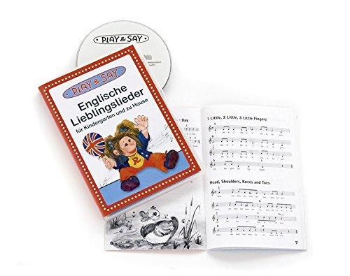 Price comparison product image Englische Lieblingslieder - fr Kindergarten und zu Hause [DVD-AUDIO] by Play & Say