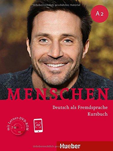 Menschen A2: Deutsch als Fremdsprache / Kursbuch mit DVD-ROM