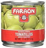 FARAON Tomatillo Whole, 11 Ounce (Pack of 12)