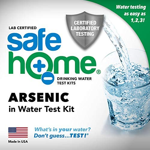 Safe Home ARSENIC Drinking Water product image