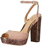 Jewel Badgley Mischka Women's Luke Heeled Sandal