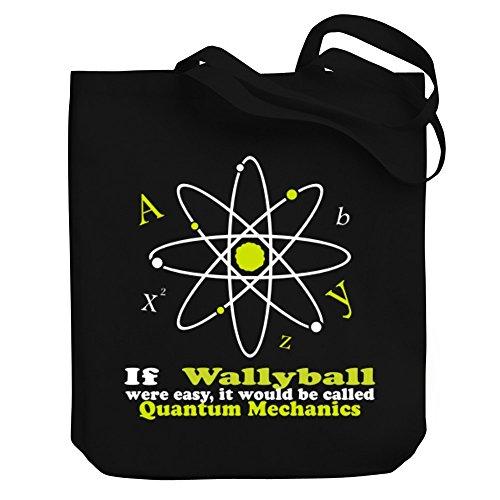 Wallyball Cuántica Llamado Lona De De Sería Fuera Mecánica La Si Bolsos Fácil 0PdZwCq