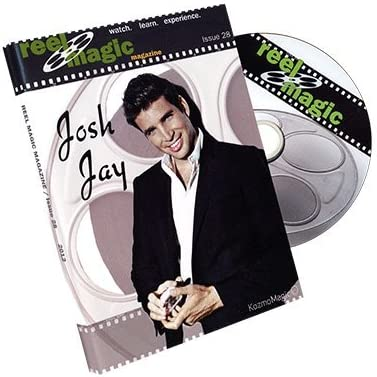 Kozmomagic Inc Reel Magic Episode 28 Josh Jay