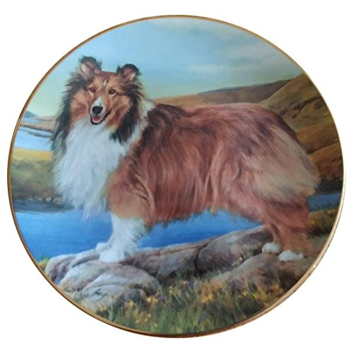 Collectible Plate A6883 Summer Outing Plate by Edward Aldrich Danbury Mint