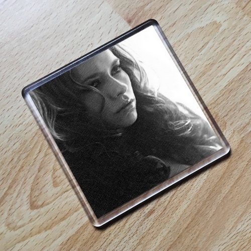 - JENNIFER LOVE HEWITT - Original Art Coaster #js002