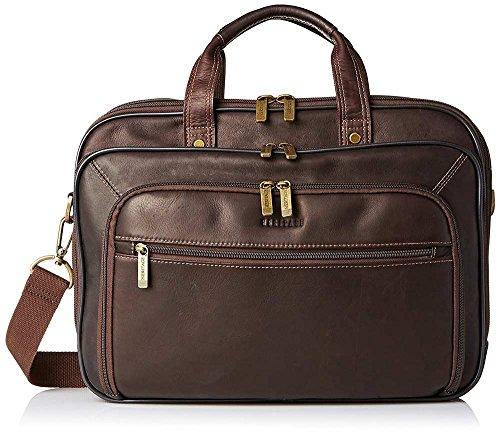 Heritage Colombian Leather Top Zip EZ-Scan 15.6
