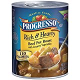 PROGRESSO SOUP BEEF POT ROAST 18.5 OZ EACH PER CAN