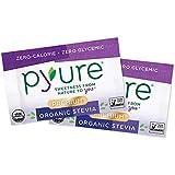 Pyure Premium Organic Stevia Sweetener, 1000 Count Packets