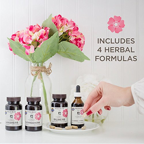 Garden of Life 12 Day Detox Cleanse - Wild Rose Herbal D-Tox Kit (12 Day) by Garden of Life (Image #7)