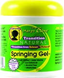 Jamaican Mango & Lime Transition Natural Springing Gel, 6 Ounce