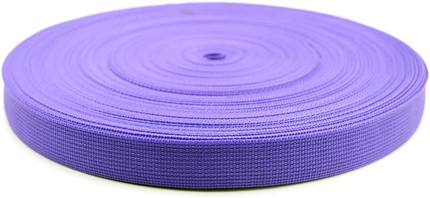 Crafts Heavy Duty Strap for Arts Dog Leashes CRAFTMEmore Nylon Webbing Outdoor Activities