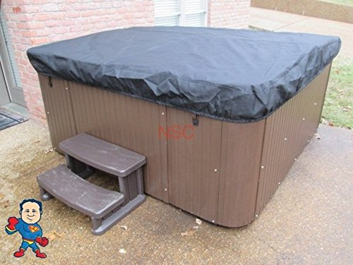 Spa Hot Tub CoverCap Cover Cap Custom Order Made in USA Video How To Cal by American Spa Parts