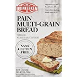 DUINKERKEN FOODS Gluten Free High Fiber, Multi-Grain Bread Mix, 500 Grams