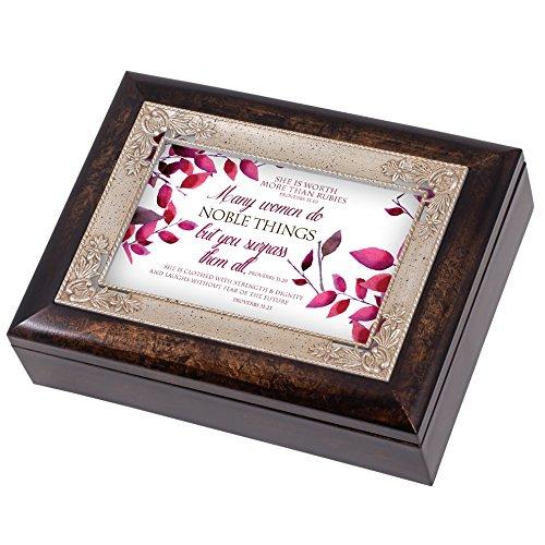 Wind Musical Trinket Box - 7