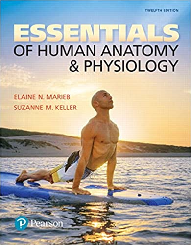 Essentials of Human Anatomy & Physiology Plus Mastering A&P with ...
