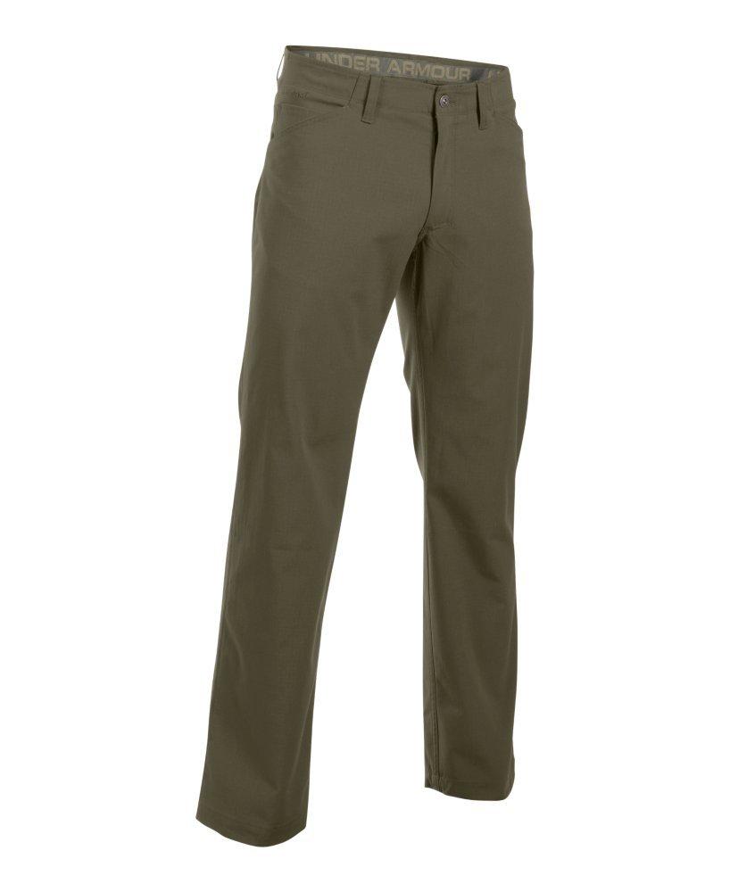 Under Armour Men's Storm Covert Tactical Pants, Marine Od Green /Marine Od Green, 30/32 by Under Armour (Image #4)