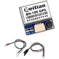 Geekstory BN-180 GPS Module U-blox M8030-KT UART TTL Dual GLONASS for CC3D F3 Flight Controller