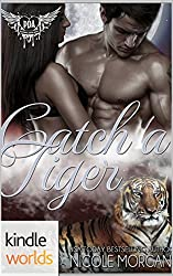 Paranormal Dating Agency: Catch A Tiger (Kindle Worlds Novella)