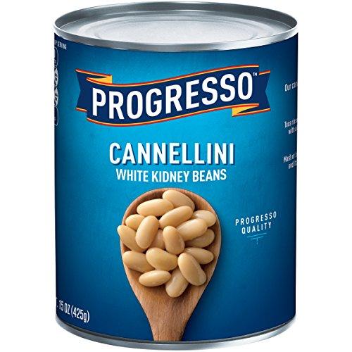Progresso Cannellini Beans 15 - Bean Chili White