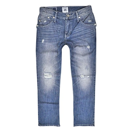 Bootcut Jeans Skid Row (38 x 30) (Rock Republic Men Jeans)