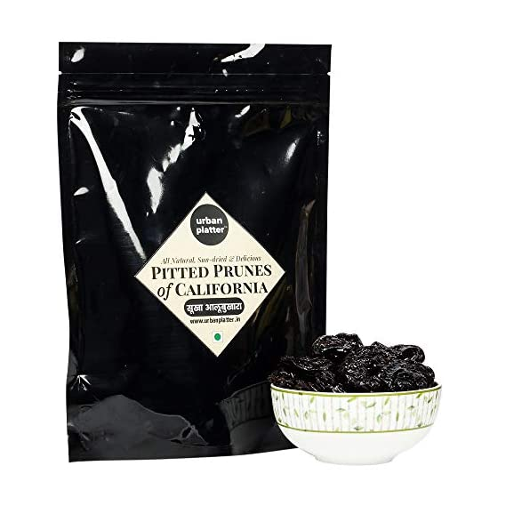 Urban Platter Pitted California Prunes, 1Kg