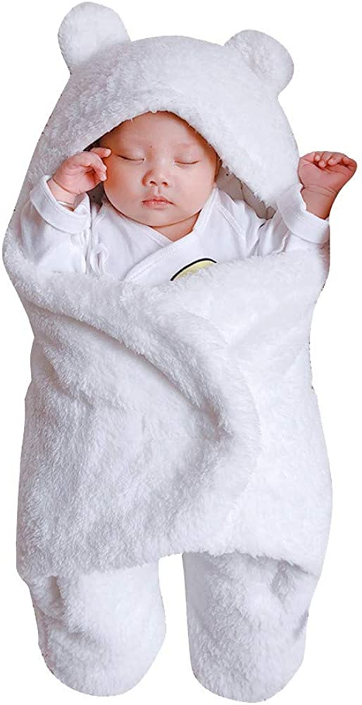 QinMM Sacos de Dormir para Bebes Albornoces Bata de Baño Animal ...
