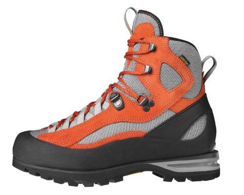 Hanwag Senderismo Botas Botas de escalada Naranja Ferrata Combi GTX Goretex®, 10