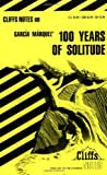 img - for One Hundred Years of Solitude [Cliffs Notes Study] (Cliffsnotes Literature Guides) by Carl Senna (1984-02-15) book / textbook / text book