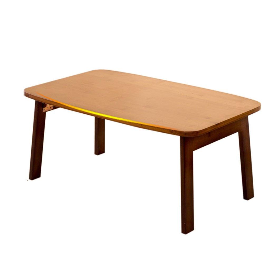 KKY-ENTER 高品質の折り畳みテーブルホーム寮ポータブルノートパソコンテーブル折りたたみ式の学生寮ベッド上の小さなデスク (サイズ さいず : L70*W42*H31cm) B07DKGSZ1BL70*W42*H31cm