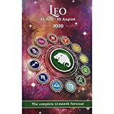 Your Horoscope 2020 Book Leo 12 Month Forecast- Zodiac Sign, Future Reading (Horoscopes 2019)