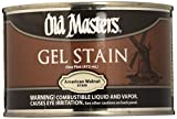 Old Masters 81808 Gel Stain Pint, American Walnut