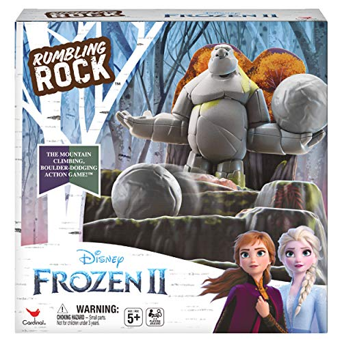 Disney Frozen 2, Rumbling Rock Game for Kids and Families