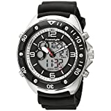Freestyle Men's FS84946 The Precision 2.0 Classic Round Analog-Digital Dual Time Zone Watch