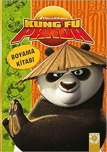 Boyama Kitabi Kung Fu Panda Collective 9786053041528 Amazon