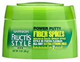 Garnier Fructis Fiber Spikes Power Putty 3oz Jar (3 Pack)
