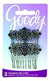 Goody Classics Metal Domed Hair Barrette, 2 Count