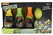 What Kids Want Teenage Mutant Ninja Turtles Licensed Bowling Set