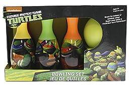 Teenage Mutant Ninja Turtles Licensed Bowling Set